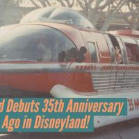 Disneyland Debuts 35th Anniversary - 30 Years Ago in Disneyland