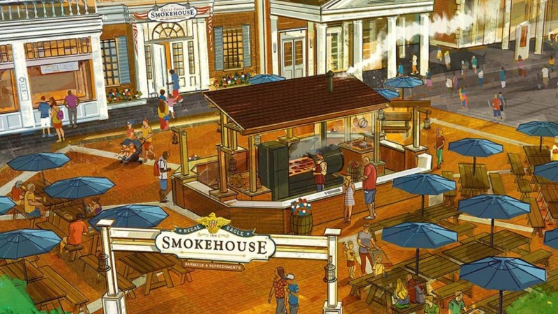 Regal Eagle Smokehouse