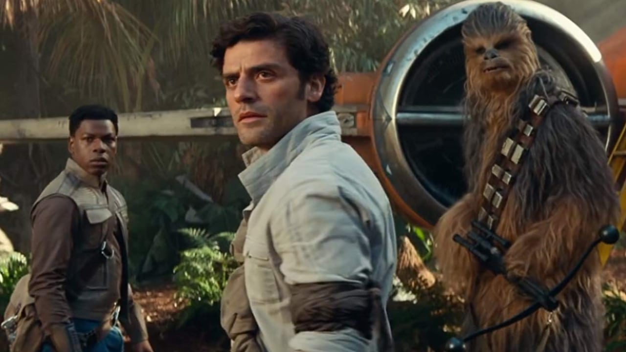 Star Wars The Rise Of Skywalker Arriving On Digital And Blu Ray In March