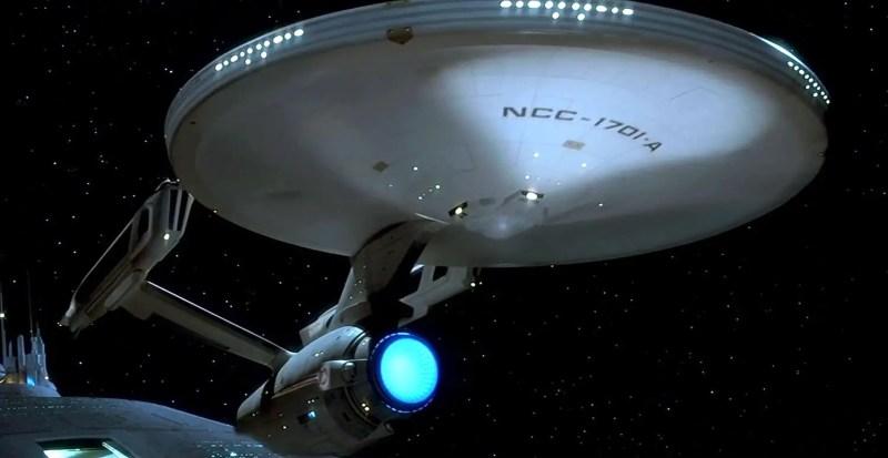 USS Enterprise - NCC-1701 A