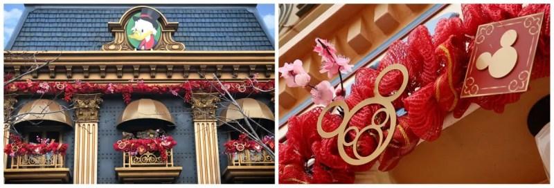 Shanghai Disneyland - Lunar New Year