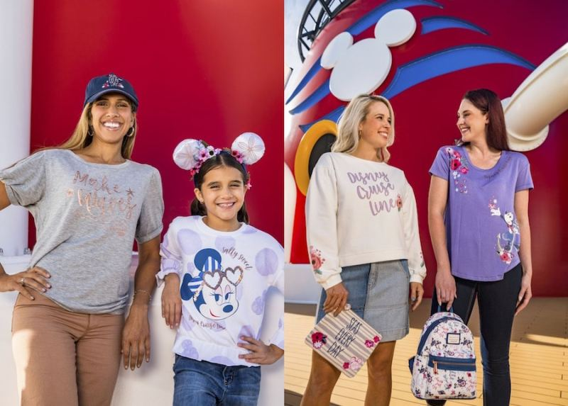Sail Away Minnie Collection