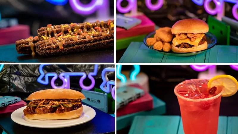 Disneyland After Dark: 80s Nite - Food