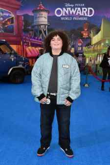 HOLLYWOOD, CALIFORNIA - FEBRUARY 18: Elie Samouhi attends the world premiere of Disney and Pixar's ONWARD at the El Capitan Theatre on February 18, 2020 in Hollywood, California. (Photo by Alberto E. Rodriguez/Getty Images for Disney)