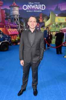 HOLLYWOOD, CALIFORNIA - FEBRUARY 18: Screenwriter Jason Headley attends the world premiere of Disney and Pixar's ONWARD at the El Capitan Theatre on February 18, 2020 in Hollywood, California. (Photo by Alberto E. Rodriguez/Getty Images for Disney)