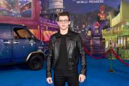 HOLLYWOOD, CALIFORNIA - FEBRUARY 18: Tom Holland attends the world premiere of Disney and Pixar's ONWARD at the El Capitan Theatre on February 18, 2020 in Hollywood, California. (Photo by Alberto E. Rodriguez/Getty Images for Disney)