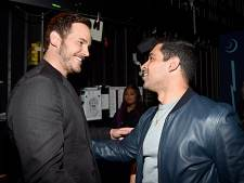 HOLLYWOOD, CALIFORNIA - FEBRUARY 18: (L-R) Chris Pratt and Wilmer Valderrama attend the world premiere of Disney and Pixar's ONWARD at the El Capitan Theatre on February 18, 2020 in Hollywood, California. (Photo by Alberto E. Rodriguez/Getty Images for Disney)
