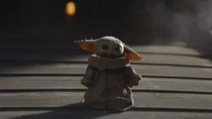 Baby Yoda - The Mandalorian
