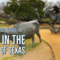 Sunday Recap Report - Deep in the Heart of Texas