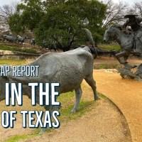 Sunday Recap Report - Deep in the Heart of Texas