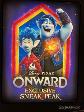 Disney Pixar Onward Annual Passholder Preview at Disneyland