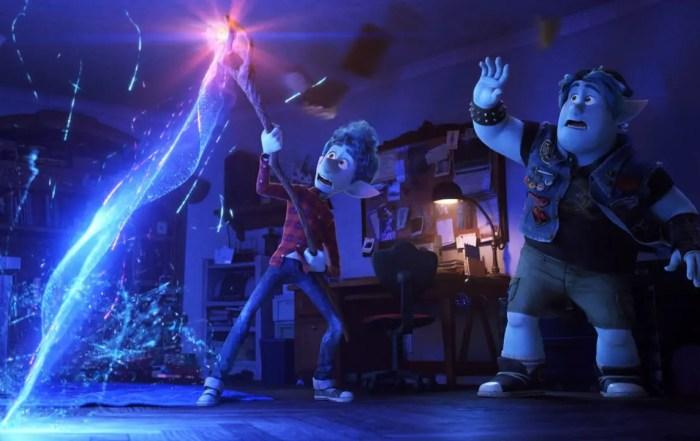 Disney-Pixar's Onward