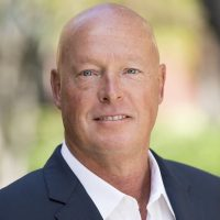 Bob Chapek Named Chief Executive Officer of The Walt Disney Company
