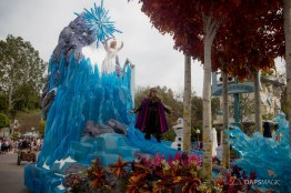 First Magic Happens Parade at Disneyland