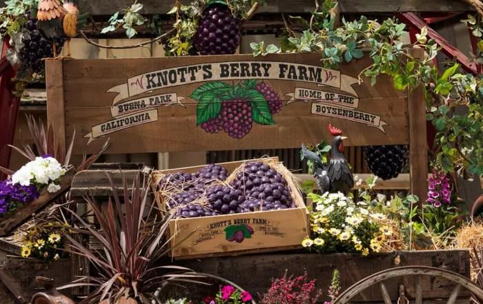Knott's Berry Farm Boysenberry Festival