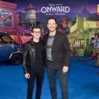 Disney-Pixar's Onward Celebrates World Premiere in Hollywood
