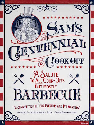 """""""Sam's Centennial Cook-Off: A Salute to All Cook-Offs but Mostly Barbecue,"""""""
