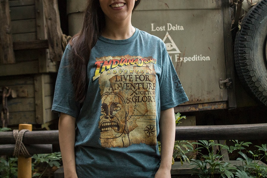 Indiana Jones Adventure T-Shirt