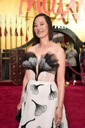 HOLLYWOOD, CALIFORNIA - MARCH 09: Rosalind Chao attends the World Premiere of Disney's 'MULAN' at the Dolby Theatre on March 09, 2020 in Hollywood, California. (Photo by Alberto E. Rodriguez/Getty Images for Disney)