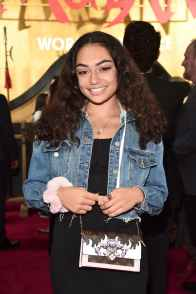 HOLLYWOOD, CALIFORNIA - MARCH 09: Avani Gregg attends the World Premiere of Disney's 'MULAN' at the Dolby Theatre on March 09, 2020 in Hollywood, California. (Photo by Alberto E. Rodriguez/Getty Images for Disney)