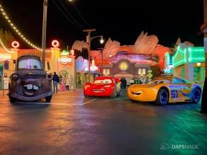 Disneyland After Dark- Pixar Nite-9