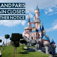 Disneyland Paris to Remain Closed Until Further Notice