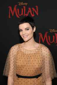 HOLLYWOOD, CALIFORNIA - MARCH 09: Jaimie Alexander attends the World Premiere of Disney's 'MULAN' at the Dolby Theatre on March 09, 2020 in Hollywood, California. (Photo by Jesse Grant/Getty Images for Disney)