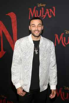 HOLLYWOOD, CALIFORNIA - MARCH 09: Don Benjamin attends the World Premiere of Disney's 'MULAN' at the Dolby Theatre on March 09, 2020 in Hollywood, California. (Photo by Jesse Grant/Getty Images for Disney)