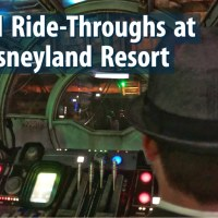 Go For a Ride or Lots of Them! - Virtual Ride-Throughs at the Disneyland Resort