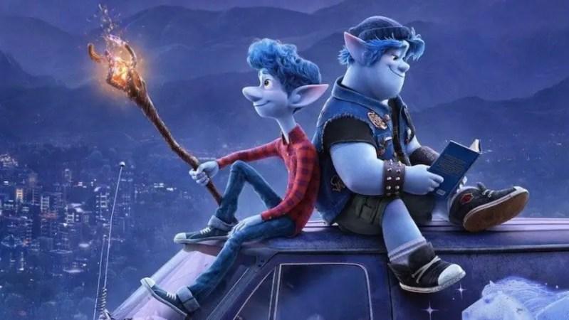 Pixar's Onward