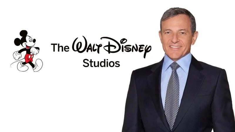 Bob Iger - Walt Disney Studios