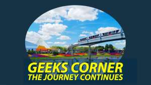 The Journey Continues - GEEKS CORNER - Episode 1030 (#501)