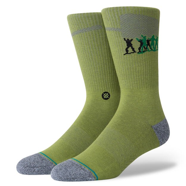 Stance Army Men Pixar Socks