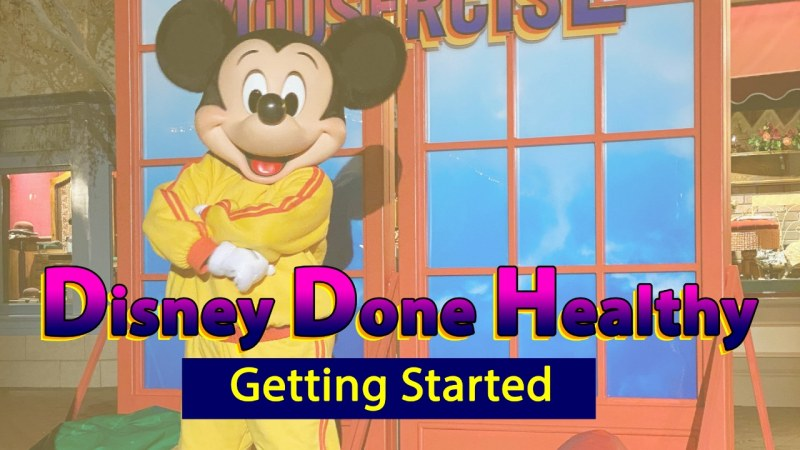 DCSarah is starting a new segment and blog series on DAPs Magic called Disney Done Healthy offering ways to bring Disney into your healthy lifestyle. dapsmagic.com #DAPSFit #DisneyDoneHealthy #Disney