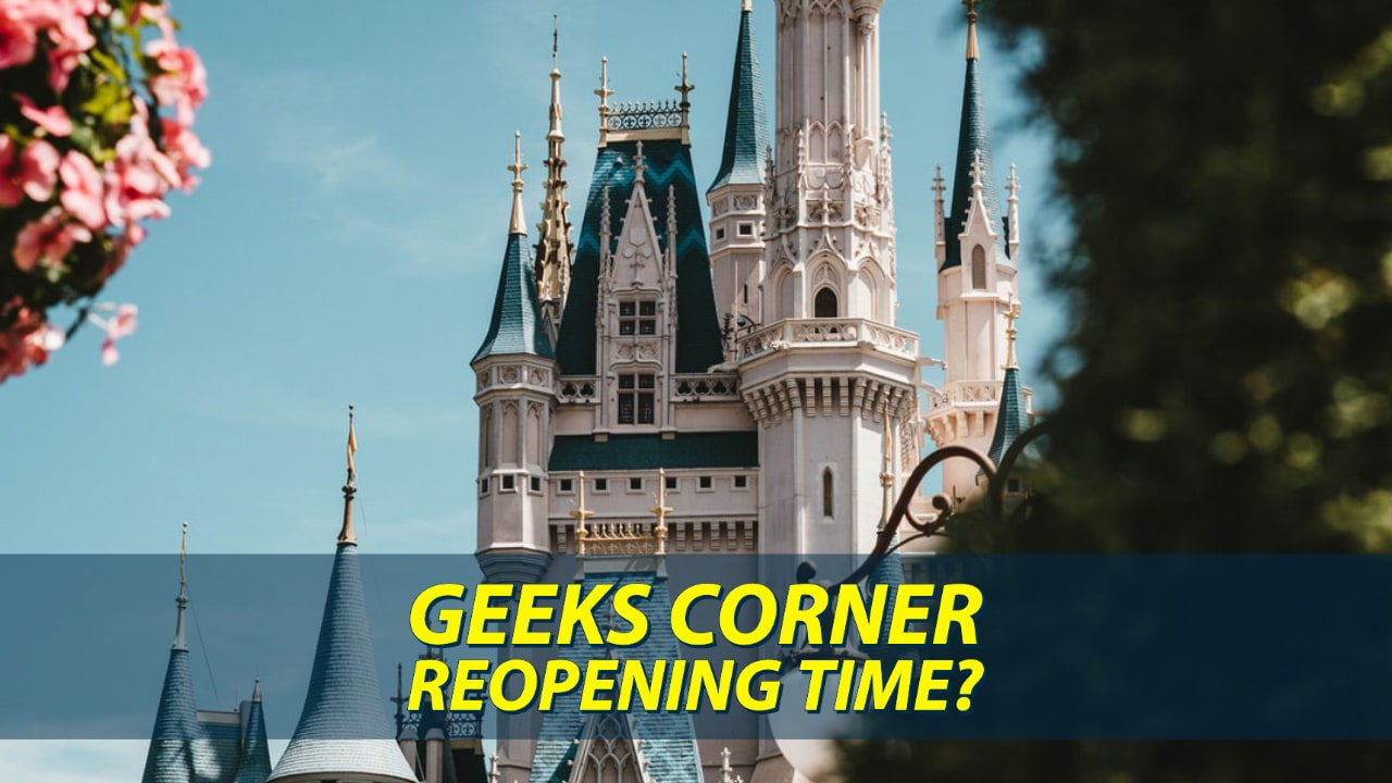 Reopening Time? – GEEKS CORNER – Episode 1034 (#505)
