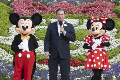 Shanghai Disneyland Reopening Ceremony