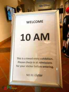 Bowers Reopens With Safety and Health Protocols and Walt Disney Archives Exhibit-10