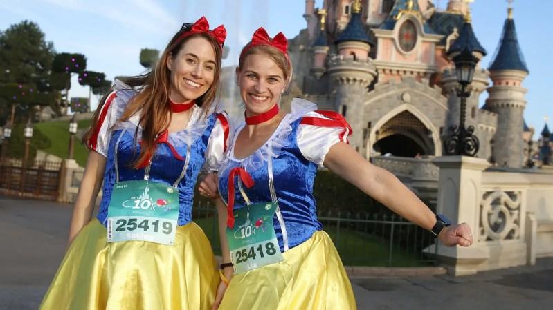 Disneyland Paris Run
