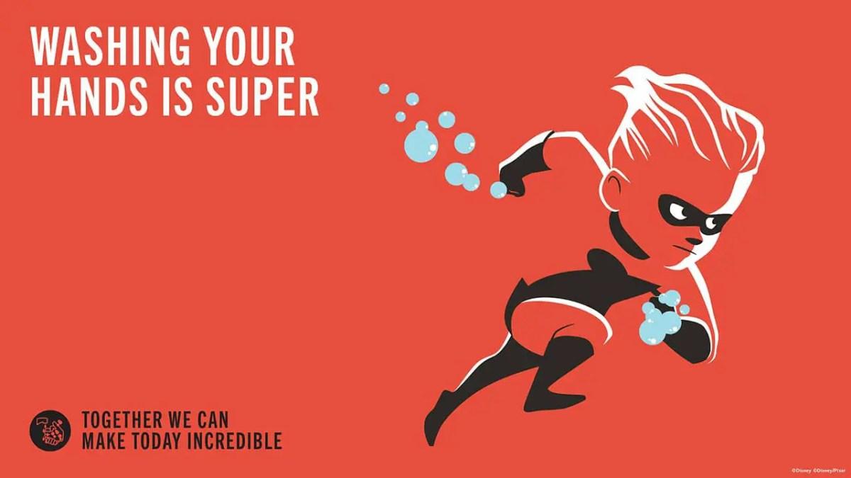 Incredibles -Dash- Safety Tips