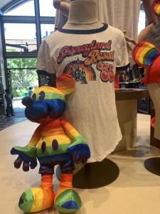 Disneyland Resort Retro Rainbow Collection - World of Disney Merchandise