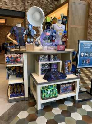 Onward Merchandise - World of Disney