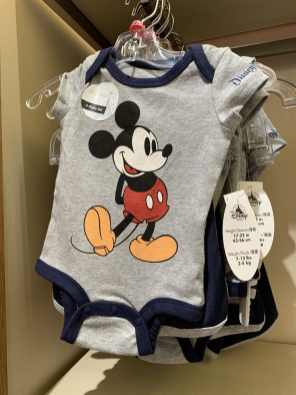 Mickey Mouse Onsie - World of Disney Merchandise