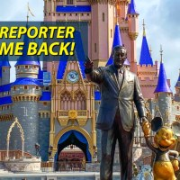 Welcome Back - DISNEY Reporter