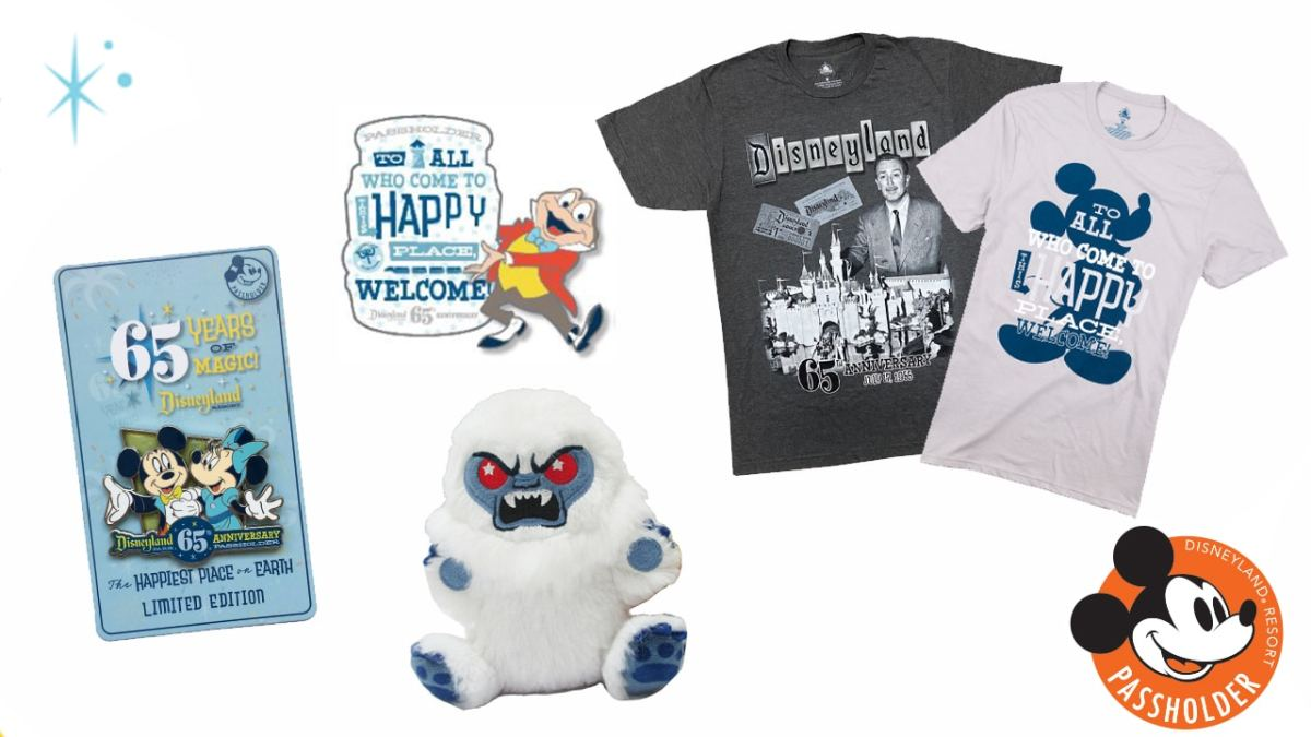 Celebrate 65 Years Of Disneyland With New Anniversary Merchandise,Blue Bedding For Master Bedroom