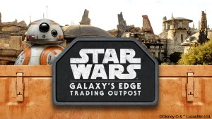 Star Wars: Galaxy's Edge Trading Outpost