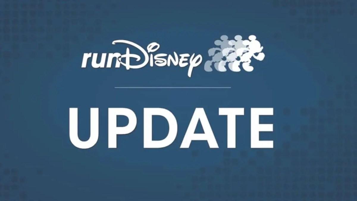 runDisney Update - Featured Image