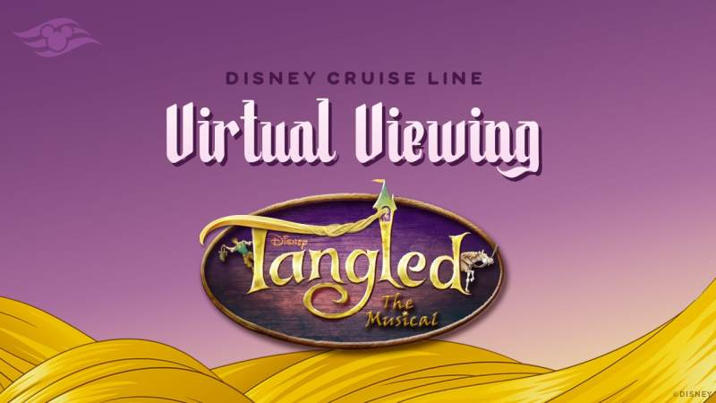 Virtual Viewing: Tangled: The Musical