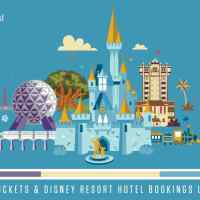 Walt Disney World Resort 2020 Theme Park Ticket Sales and Disney Resort Hotel Bookings Resume July 9