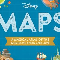 Disney Maps: A Magical Atlas of the Movies We Know and Love - Book Review by Mr. DAPs