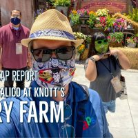 Sunday Recap Report - Taste of Calico at Knott's Berry Farm